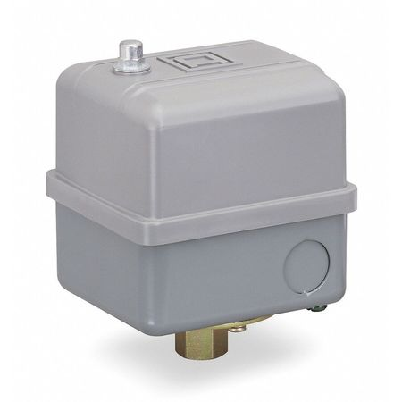 """Pressure Switch 80/100psi 1/4"""" FNPS DPST by USA Square D Electrical Pressure Switches"""