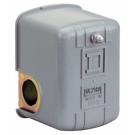 """Pressure Swtch 5 to 65 psi 1/4""""FNPS DPST by USA Square D Electrical Pressure Switches"""
