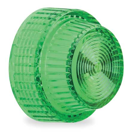 Pilot Light Lens 30mm Green Plastic Model 9001G31 by USA Schneider Electrical Pushbutton Accessories