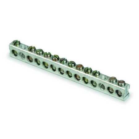 Qo Ground Bar Kit Model PK12GTA by USA Square D Panel Board Accessories