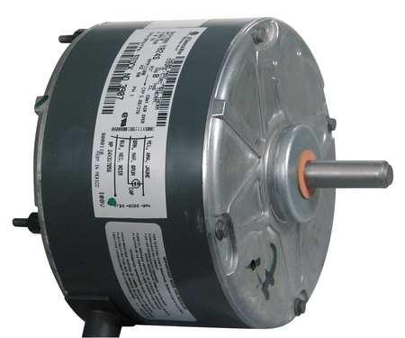 Mtr PSC 1/10 HP 1100rpm 208 230V 48 TENV Model 5KCP39BGY824S by USA Genteq Permanent Split Capacitor Condenser Fan Motors