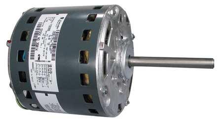 Genteq motor psc 1 2 hp 1075 rpm 115v 48 oao for Blower motor capacitor symptoms