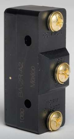 Lg Unsealed Snap Swch 15A SPDT Pin Plngr by USA Honeywell Electrical Enclosed Snap Action Switches