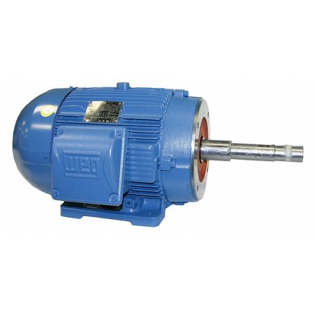 Pump Motor 3 Ph 100 HP 3555 460V 404/5JP by USA Weg Close Coupled Pump Motors