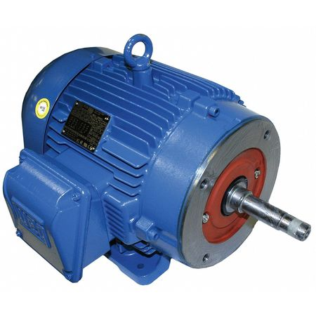 Pump Mtr 3ph 30hp 1765 208 230/460 286JM by USA Weg Close Coupled Pump Motors