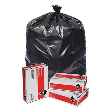 Trash Bags, 96 Gal., 2.0 Mil, Pk50