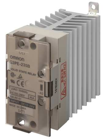 Solid State Relay 12 to 24VDC 35A by USA Omron Electrical Solid State Relays