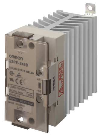 Solid State Relay 12 to 24VDC 45A by USA Omron Electrical Solid State Relays