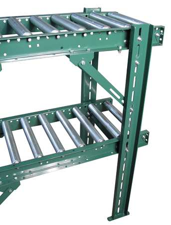 Ashland Conveyor H-Stand Multitier 82In Max 13BF