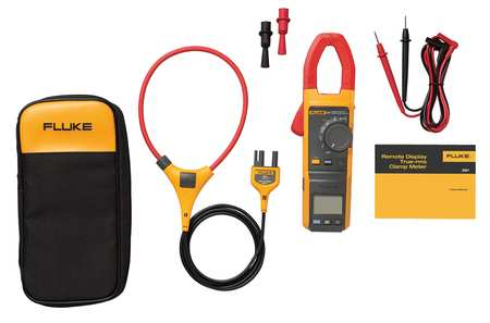 Remote Display Clamp Meter 600V by USA Fluke Electrical Clamp Meters