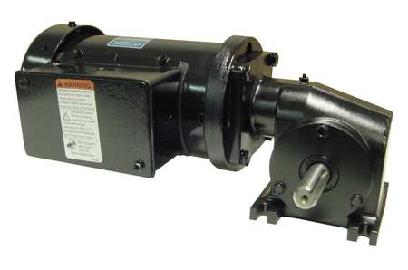 Right Angle AC Gearmotors, TEFC