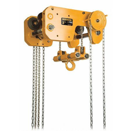 Harrington Hoist/Trolley ANSI/ASME B30.16 Type SHB030-20