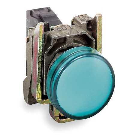 Pilot Light Head Green 22mm by USA Schneider Electrical Control Pilot Lights