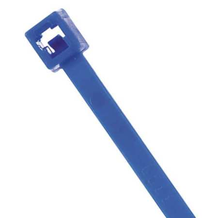 """3.9"""" L Miniature Cable Tie BL PK 100 Model 36J209 by USA Power First Electric Cable Ties"""