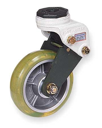 Value Brand Rigid Stem Shock-Absorbing Caster 550 lb