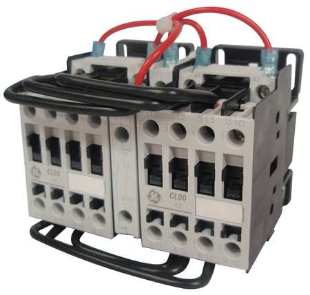 IEC Magnetic Contactr 24V 17A Revrsing by USA GE Electrical Motor Magnetic Contactors