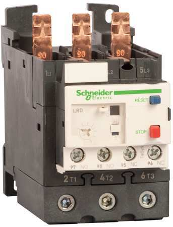Overload Relay 25 to 40A Class 10 3P by USA Schneider Electrical Motor Overload Relays
