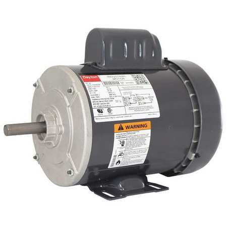 GP Mtr CS TEFC 3/4 HP 1725 rpm 56 by USA Dayton General Purpose Capacitor Start AC Motors