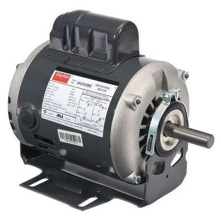 Capacitor Start Motors, Open Drip Proof