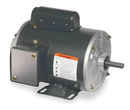 GP Mtr CS TENV 1/3 HP 3450 rpm 48 by USA Dayton General Purpose Capacitor Start AC Motors