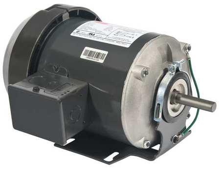 GP Mtr Split Ph TEFC 1/3 HP 1725 rpm 48 by USA Dayton General Purpose Split Phase AC Motors