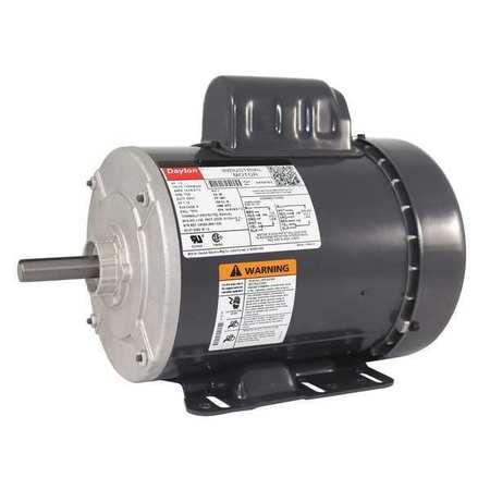 GP Mtr CS TEFC 1 HP 1725 rpm 56H Model 6K640 by USA Dayton General Purpose Capacitor Start AC Motors
