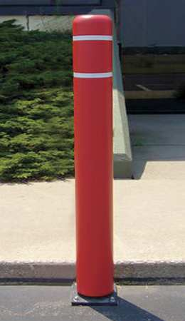 Post Guard Flexible Bollard Fold Down 7-11/32 Type 111AMR