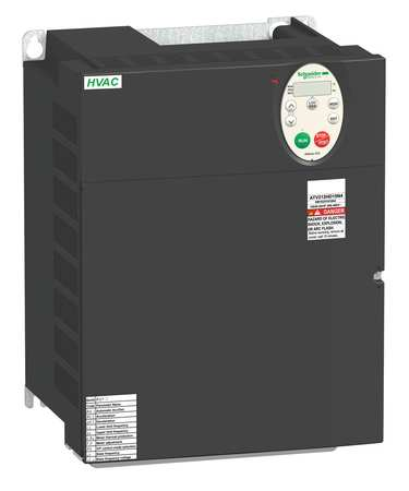 Variable Frequency Drive 20 HP 400 480V Model ATV212HD15N4 by USA Schneider Variable Frequency Open Enclosure Drives