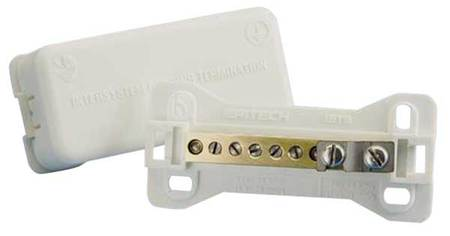 Intersystem Bonding Termination 14 2 AWG by USA Erico Electrical Ground Rods & Clamps