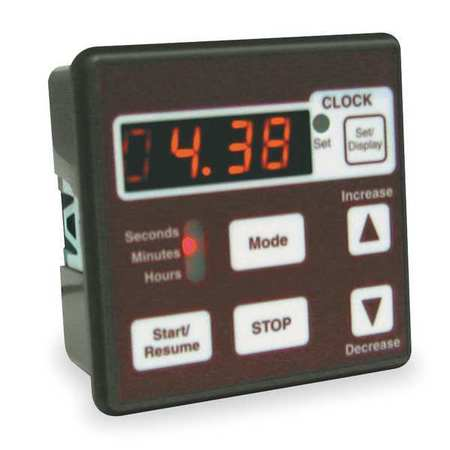 Electronic Interval Timer SPST by USA Borg Electronic Timers