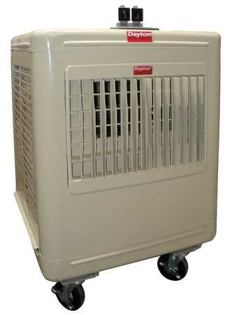 Dayton 2800 2100 Cfm Portable Evaporative Cooler 115v