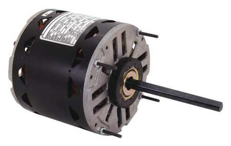 Century motor psc 1 2 hp 1075 208 230v 48y open for Blower motor capacitor symptoms
