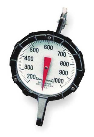 Thermometer,Tempoint -  BACHARACH, 12-7014