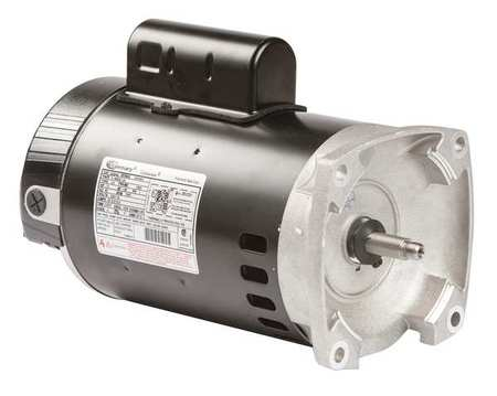 Pump Motor 1 HP 3450 115/230 V 56Y ODP by USA Century Pool Pump Motors