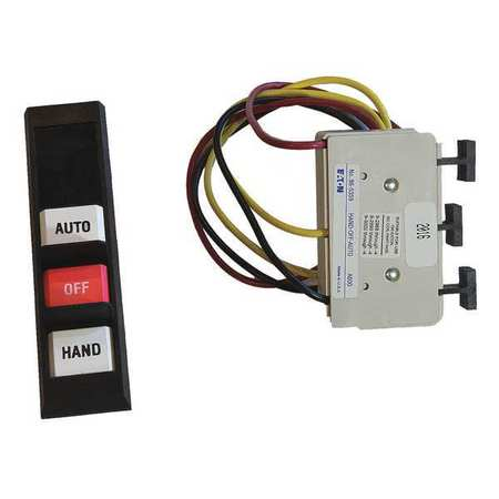 Push Button Kit Hand Off Auto NEMA 1 by USA Eaton Electrical Pushbutton Complete Units