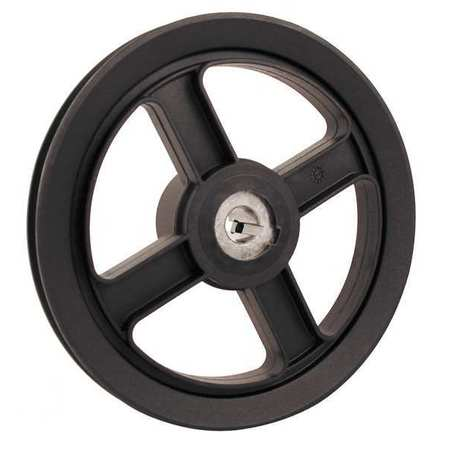 Fixed Bore V-Belt Pulleys
