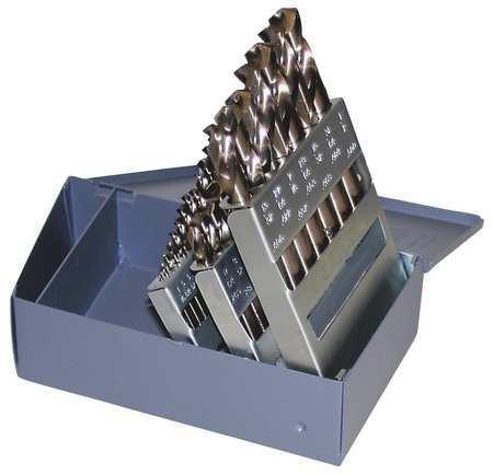 Chicago Latrobe Screw Machine Bit Set Cobalt 29 pcs.