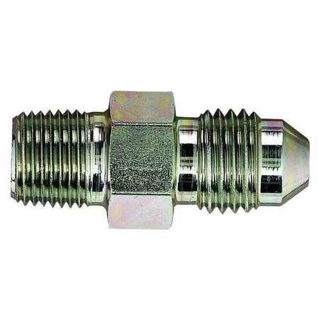 Hose Adapters,  Straight,  MNPT to Male JIC