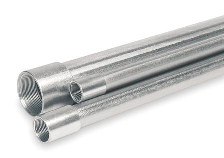 IMC Conduit 3/4 In. 10 ft. L Steel by USA Value Brand Electrical Conduits