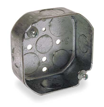 Electrical Box Octagon 4 X 4 in. by USA Raco Electrical Boxes