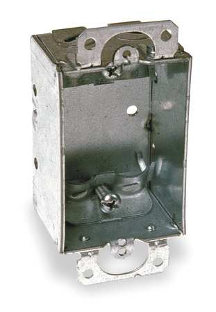 Electrical Box Switch 1 Gang Model 410 by USA Raco Electrical Boxes