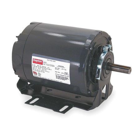 50 Hz Motor 1/2 HP 1425 110/220 56 ODP by USA Dayton AC 50 Hz Motors