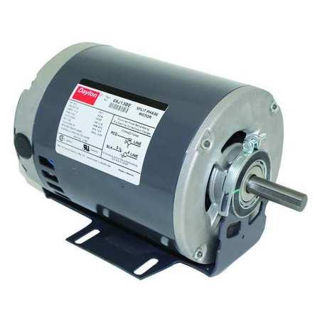 GP Mtr Split Ph ODP 3/4 HP 1725 rpm 56 by USA Dayton General Purpose Split Phase AC Motors