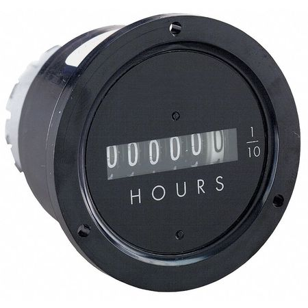 AC Voltage Hour and Minute Meters