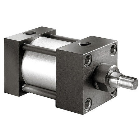 """Speedaire 6"""" Bore Double Acting Air Cylinder 21"""" Stroke"""