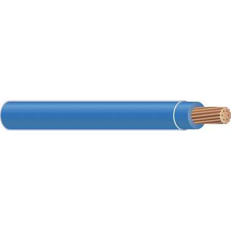 Building Wire THHN 3 AWG Blue 500ft by USA Southwire Electrical Building Wire