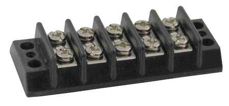 Terminal Strip 20A 5 Pole 300VAC by USA Value Brand Electrical Terminal Blocks