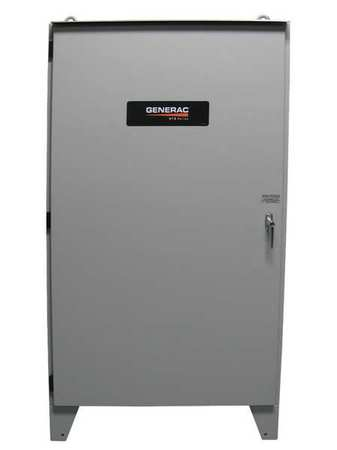 Automatic Transfer Switch 240V 66 In. H by USA Generac Electrical Generator Accessories