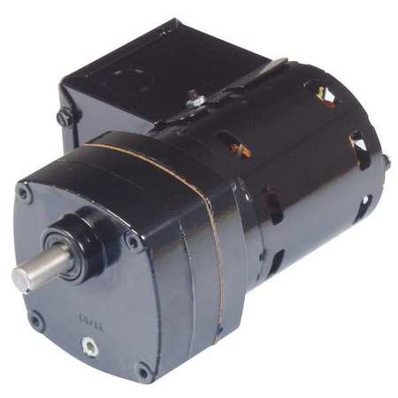 AC Gearmotor 95 rpm Open 230V by USA Dayton AC Gear Motors