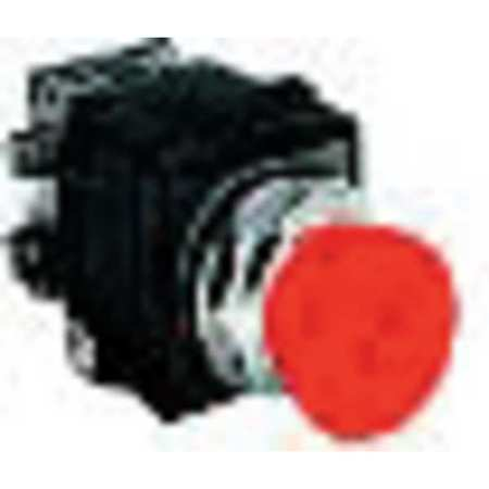 Non Illuminated Push Button 30mm Metal Model CR104PTR20A0R01A by USA GE Electrical Pushbutton Complete Units